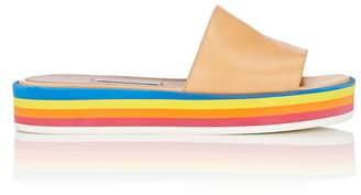 Tabitha Simmons Women's Sophia Platform Slide Sandals