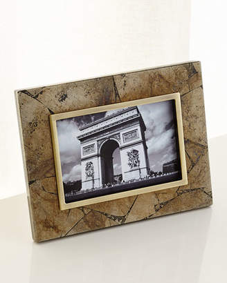 Kendra Scott Pyrite Stone Picture Frame, 4x6""