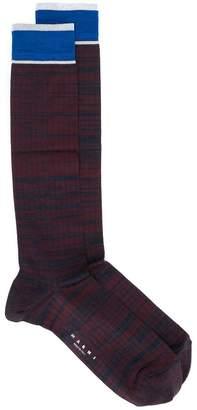 Marni long socks