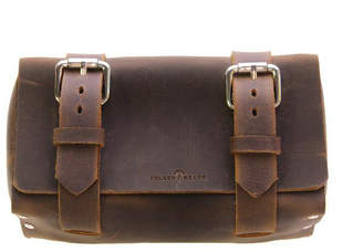 Colsenkeane Leather No. 215 Crazy Horse Leather Travel Case