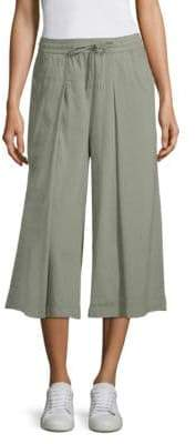 Eileen Fisher Cotton Twill Pants