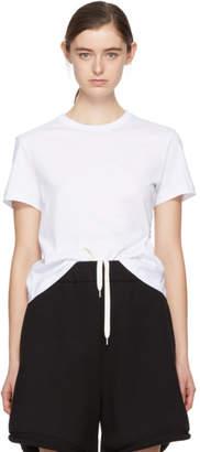 Acne Studios White Petthy T-Shirt