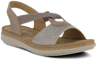 Patrizia Alvera Womens Flat Sandals