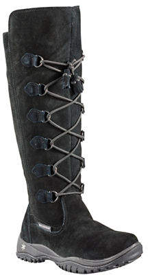 Baffin Miku Madeleine Knee-Height Leather Boots