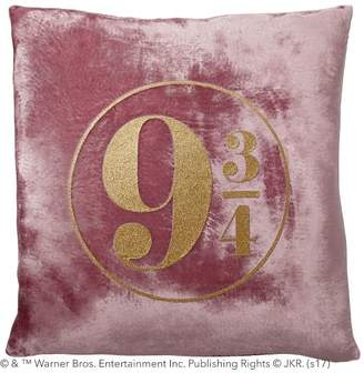 Pottery Barn Teen HARRY POTTER Platform 9 3/4 Pillow Cover, 16x16