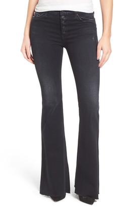 HUDSON Jeans Jodi High Waist Flare Jean $210 thestylecure.com