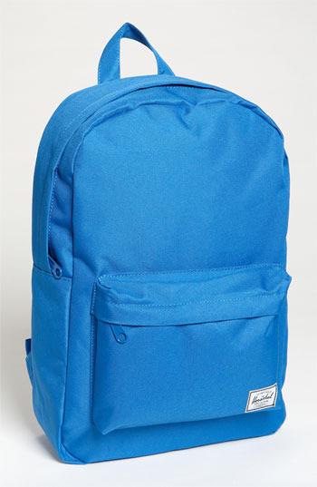 Herschel 'Classic' Backpack Cobalt One Size
