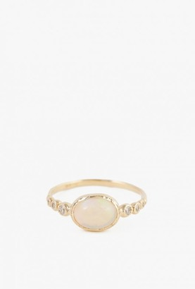Fresh Water Ring $892 thestylecure.com