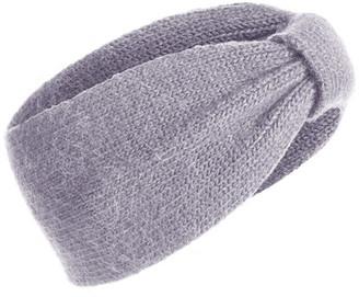 Natasha Accessories Knit Head Wrap $25 thestylecure.com