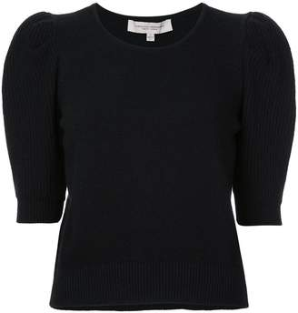 Carolina Herrera short sleeve knit