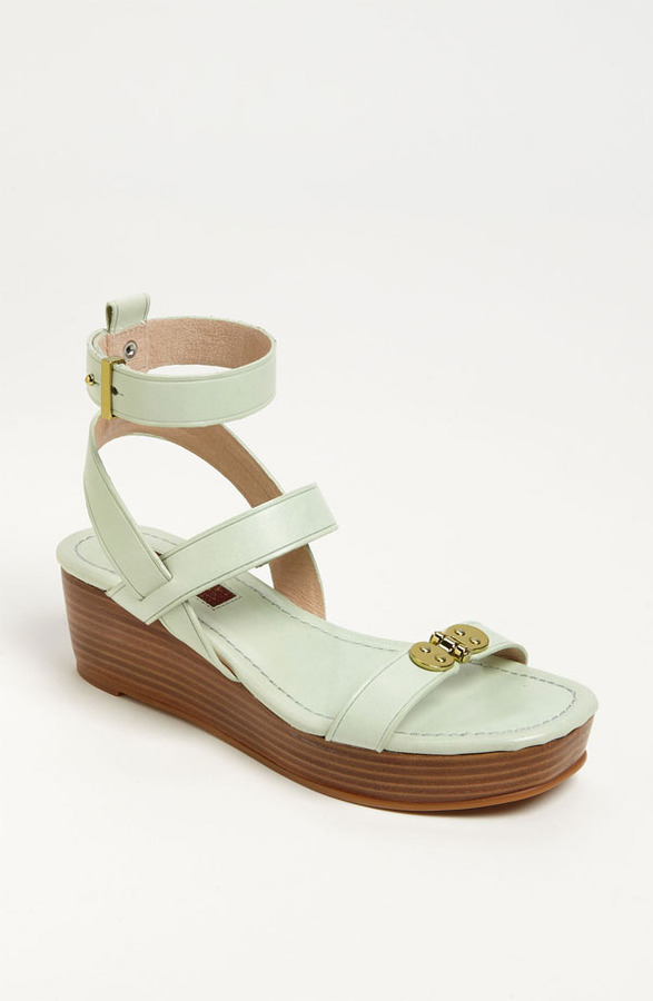 7 For All Mankind 'Adela' Wedge (Online Only)