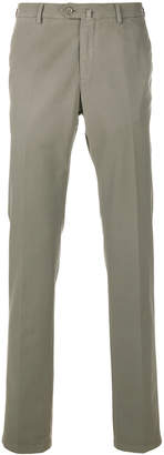 Loro Piana flat slim-fit trousers
