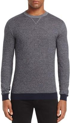 BOSS Hugo Boss Mateo Melange Sweater $275 thestylecure.com