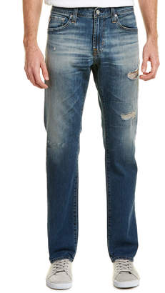 AG Jeans The Matchbox 20 Years Badlands Reserved Slim Straight Leg