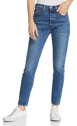 Levi's 501 Skinny Stretch Jeans in We The People