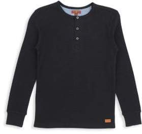 7 For All Mankind Little Boy's& Boy's Thermal Top