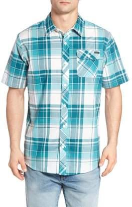 O'Neill Plaid Woven Shirt