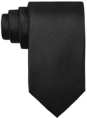 Club Room Men's Pebble Solid Silk Tie, Created for Macy's