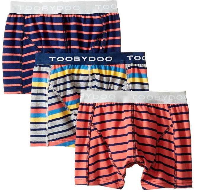 Multi Stripe Underwear 3-Pack Boy's Underwear