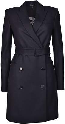Theory Double-Breasted Coat