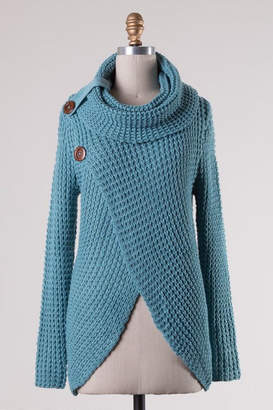 Compendium boutique Skyblue Angela Pullover