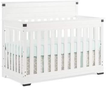 Child CraftChild CraftTM Redmond 4-in-1 Convertible Crib in Matte White