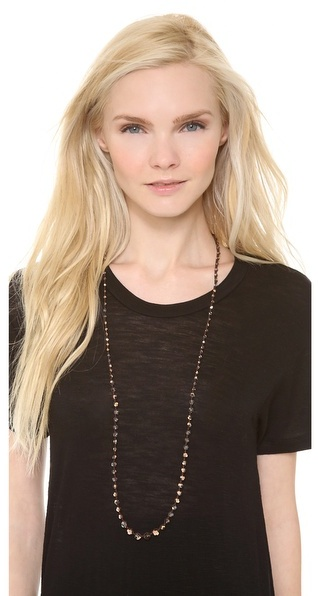 Chan Luu Beaded Strand Necklace