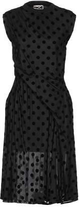 Hache Knee-length dresses - Item 34955564AV