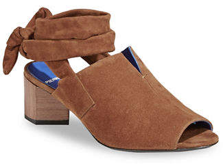 Pierre Hardy Raly Suede Sandals