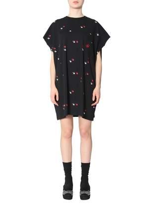 McQ Cotton T-shirt Dress