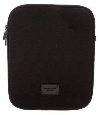 Michael Kors Michael Logo iPad Case
