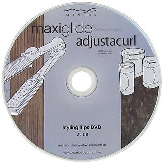 Maxius Maxiglide SONICglide Styling Iron