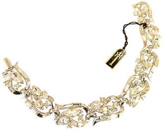 One Kings Lane Vintage 1950s Crown Trifari Crystal Bracelet