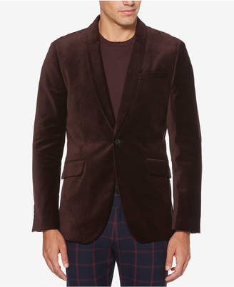Perry Ellis Men's Velvet Blazer