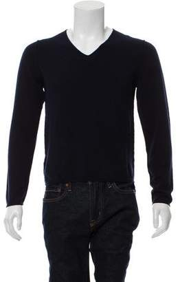 Marni Cashmere V-Neck Sweater