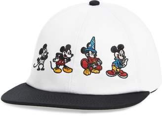 Vans x Disney Mickey's 90th Anniversary Jockey Hat