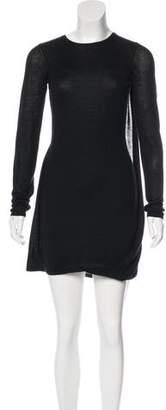 Cushnie et Ochs Cashmere & Silk-Blend Sweater Dress