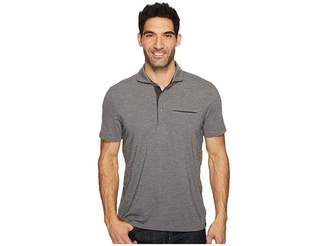 Prana Pacer Short Sleeve Polo