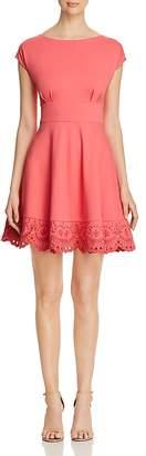 Kate Spade Fiorella Lace-Detail Dress