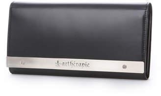 Artherapie (アルセラピィ) - アルセラピィ artherapie ATメタルプレート かぶせ長財布
