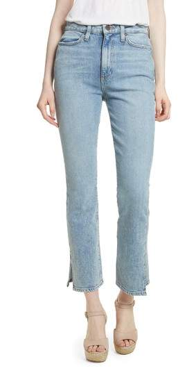 AO.LA Fabulous High Waist Baby Bootcut Jeans