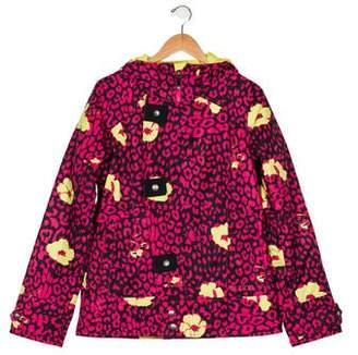 Burton Girls' Printed Puffer Jacket
