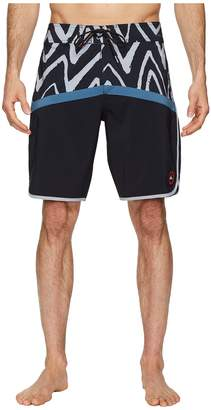 Quiksilver Highline Techtonics 20 Boardshorts Men's Swimwear
