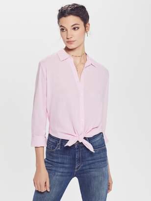 Xirena XiRENA Beau Poplin Shirt - Pink Armor
