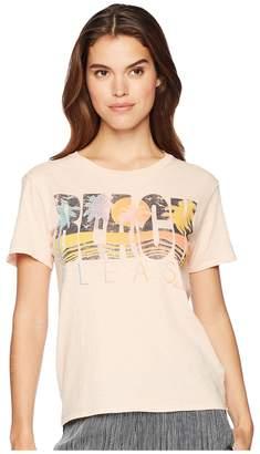 Billabong Salty Beach Tee Shirt Women's T Shirt