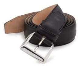 Sutor Mantellassi Adjustable Leather Belt