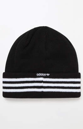 18c85b116af Mens Stripe Knitted Hat - ShopStyle