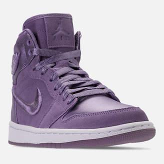 Nike Women's Air Jordan Retro 1 High OG SOH Casual Shoes