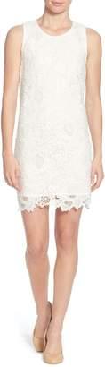 Catherine Malandrino Sherrell Lace Sheath Dress