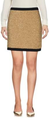 Moschino Cheap & Chic MOSCHINO CHEAP AND CHIC Mini skirts - Item 35312020HG